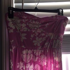 Aeropostale Dresses - flower maxi